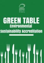 R&CA Green Table Environmental Accrediation
